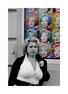 Marilyn Prima e Dopo