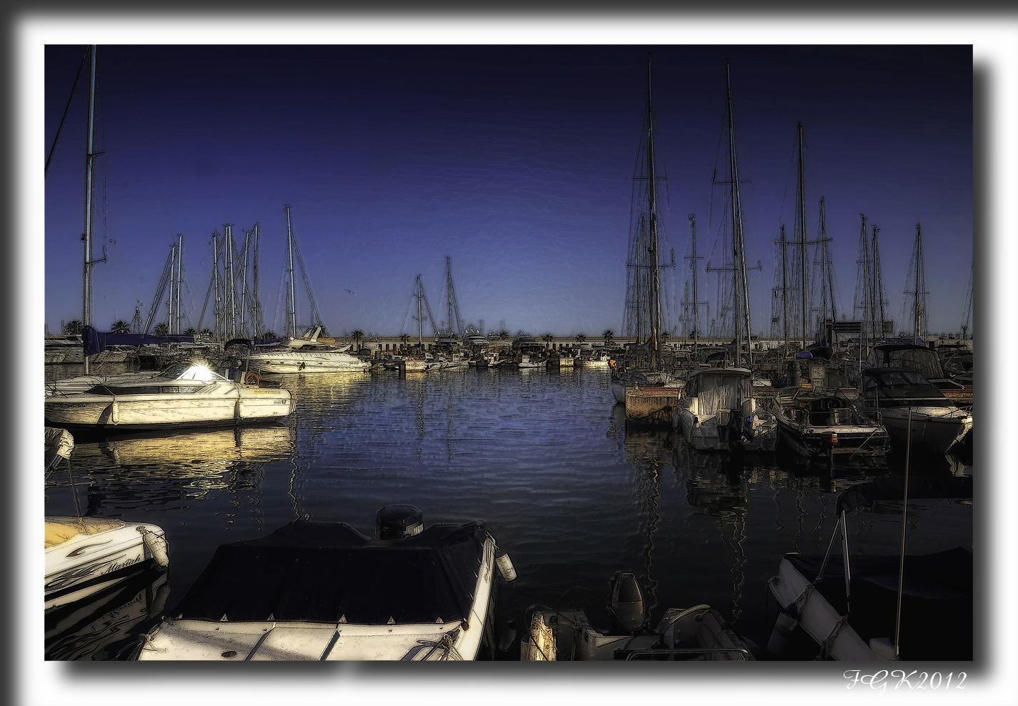 Marina 2(AiguaDolce) Sitges