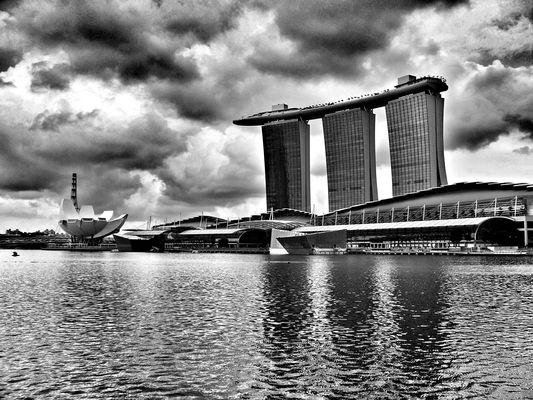 Marina Bay, Singapore