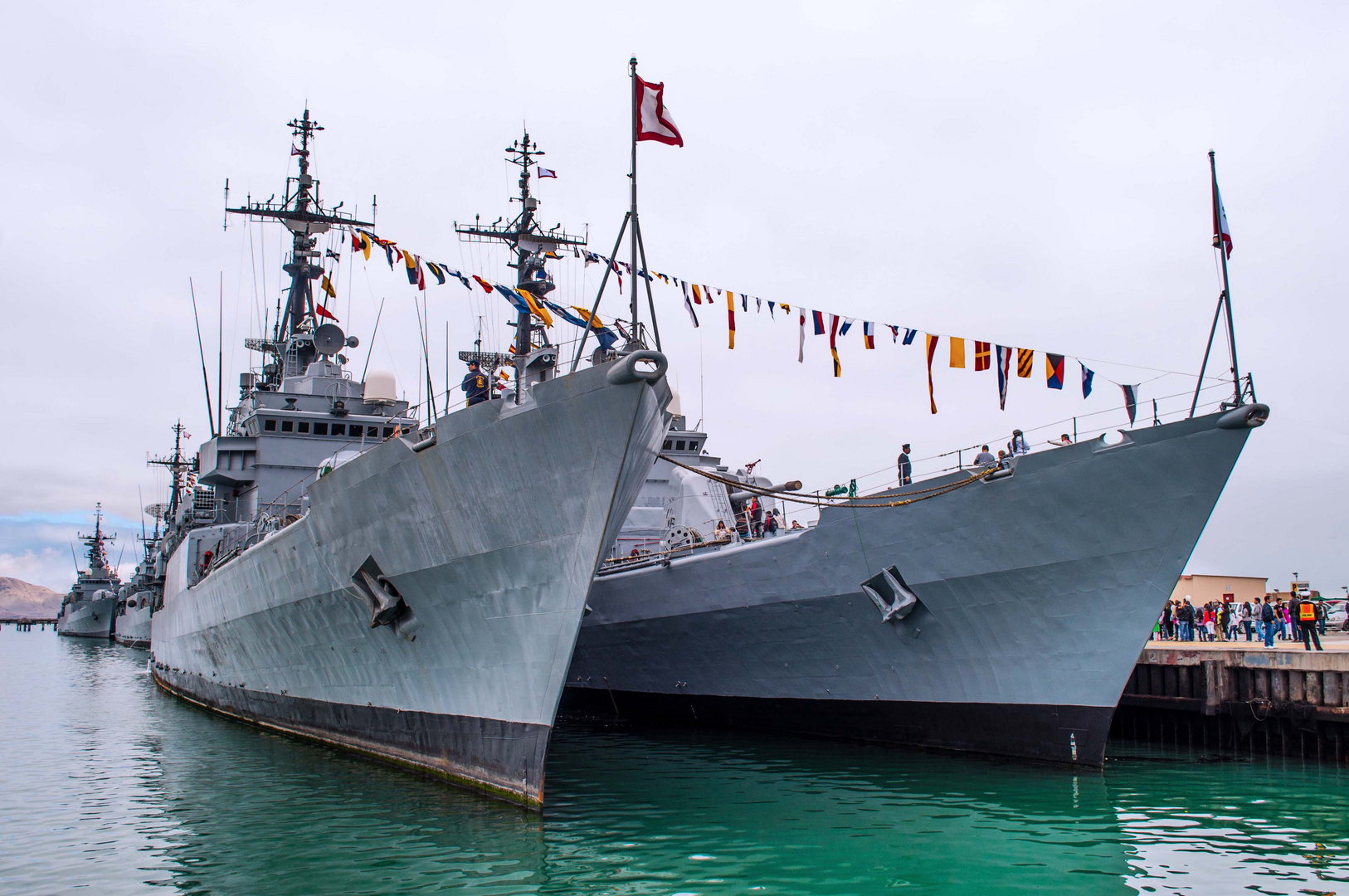 Marina de Guerra del Peru - Base Naval del Callao