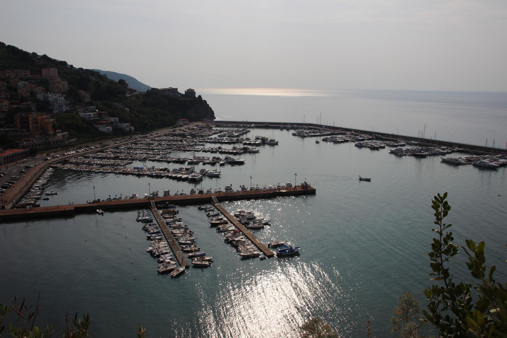 Marina di Agropoli/Italien