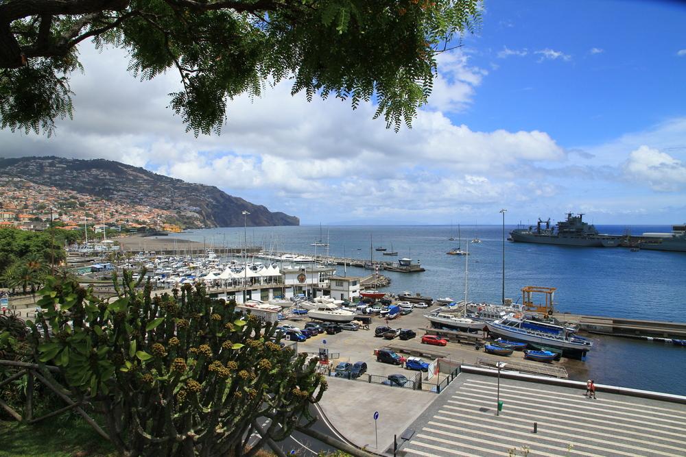 Marina do Funchal