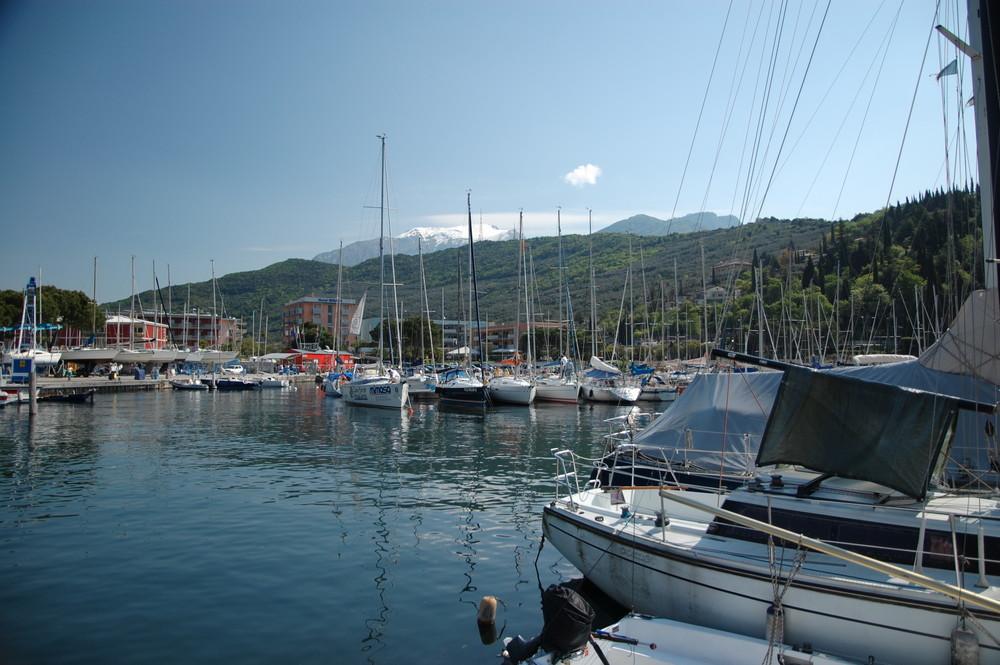 Marina in Riva del Garda