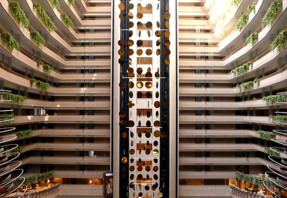 Marina Mandarin Hotel, Singapore