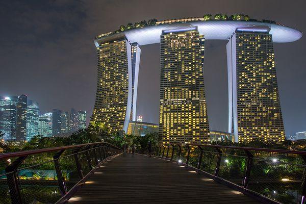 Marina Sands Backside