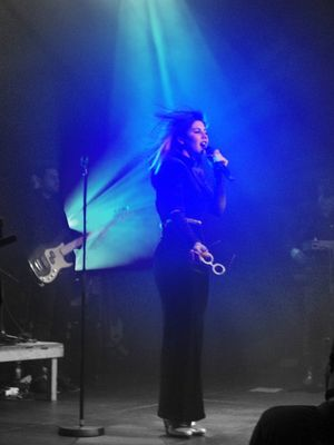 Marina & the Diamonds Cologne Nov 2010