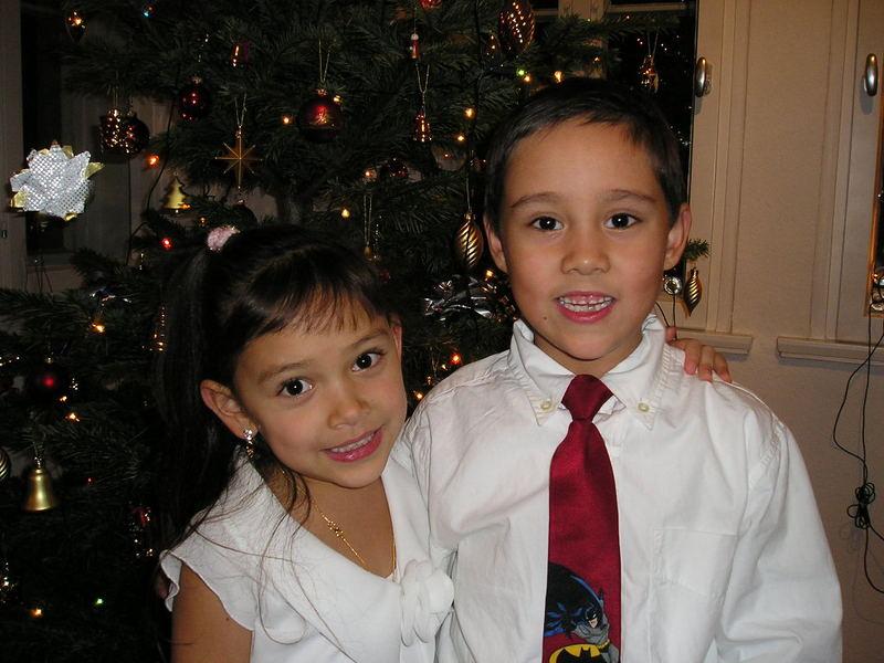 Marina und Kevin