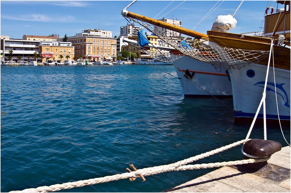 Marina Zadar, Kroatien