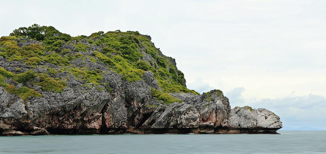 Marine National Park Angthong