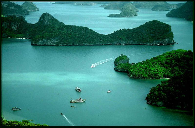 Marine Nationalpark II