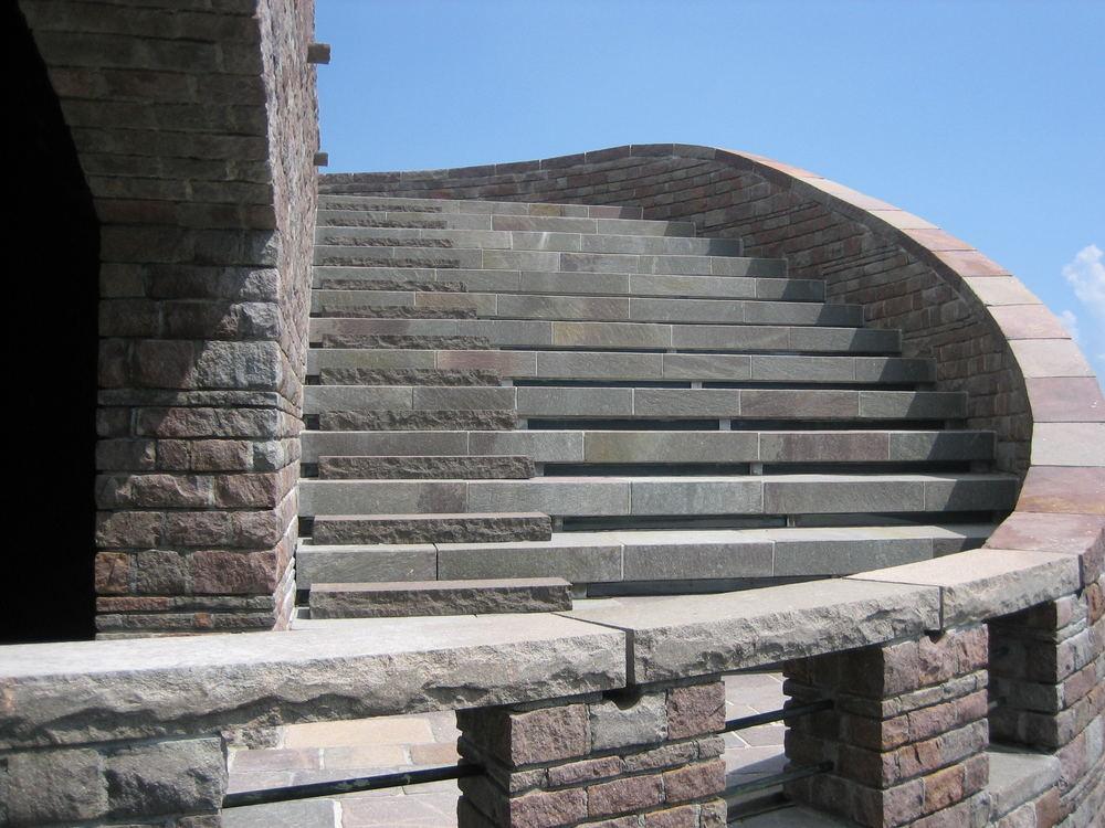 Mario Botta Kapelle