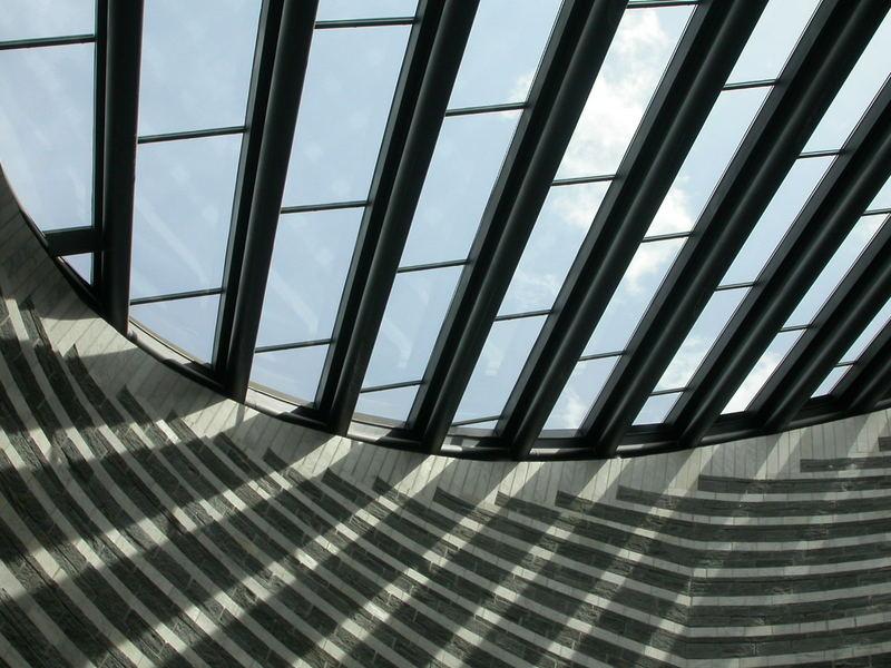 Mario Botta: Kirche in Mogno (Oberes Maggiatal)