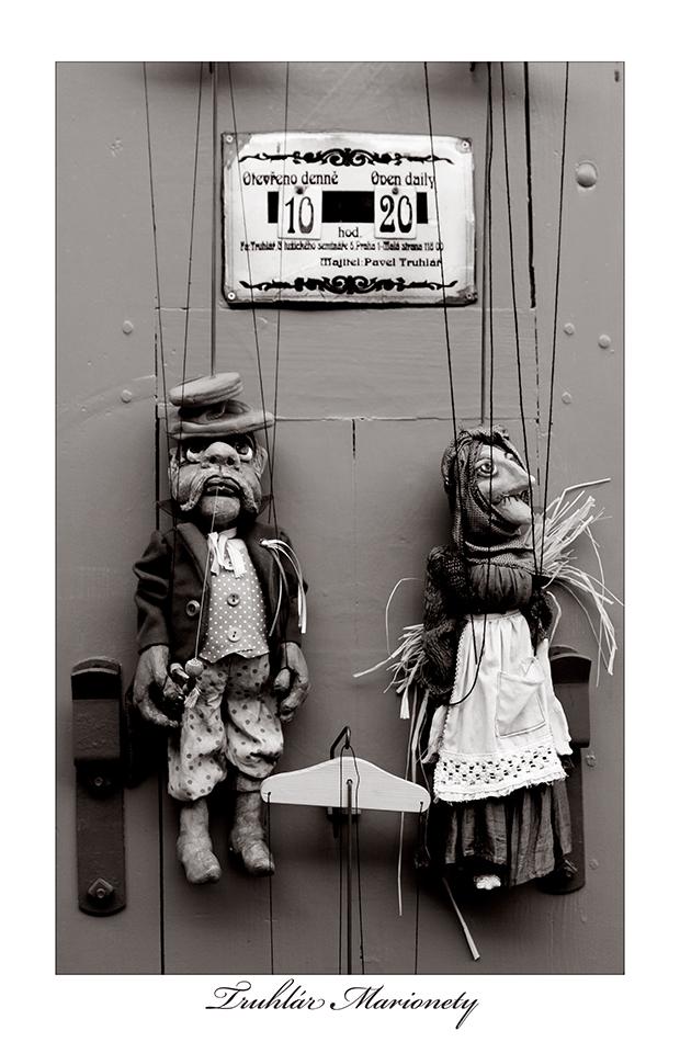 Marionety / Prag