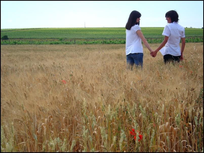 Marions-nous dans le blé