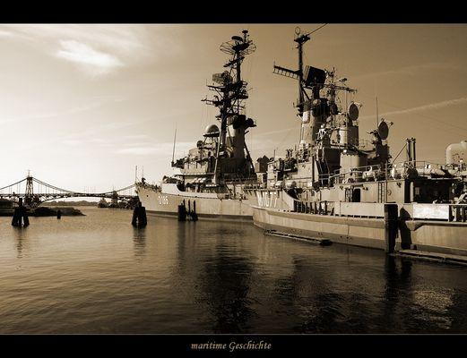 ...maritime Geschichte...