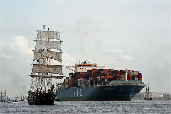 maritime Kontraste