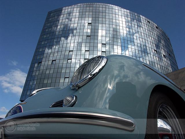 Maritimer Porsche