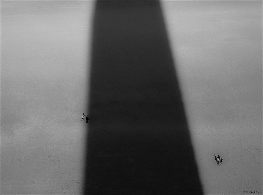 maritimer Schatten