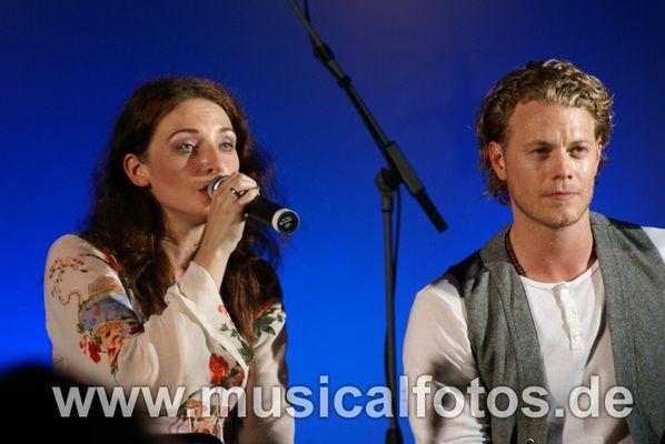 Mark Seibert und Willemijn Verkaik, Musicalstars in Concert
