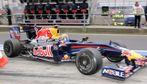 Mark Webber - Boxenstop -  Nürburgring - 2009
