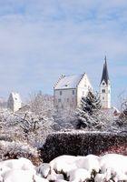 Markdorf im Winterkleid