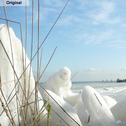 Marken, IJsselmeer,Niederlande