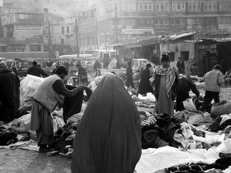 Market in Kabul