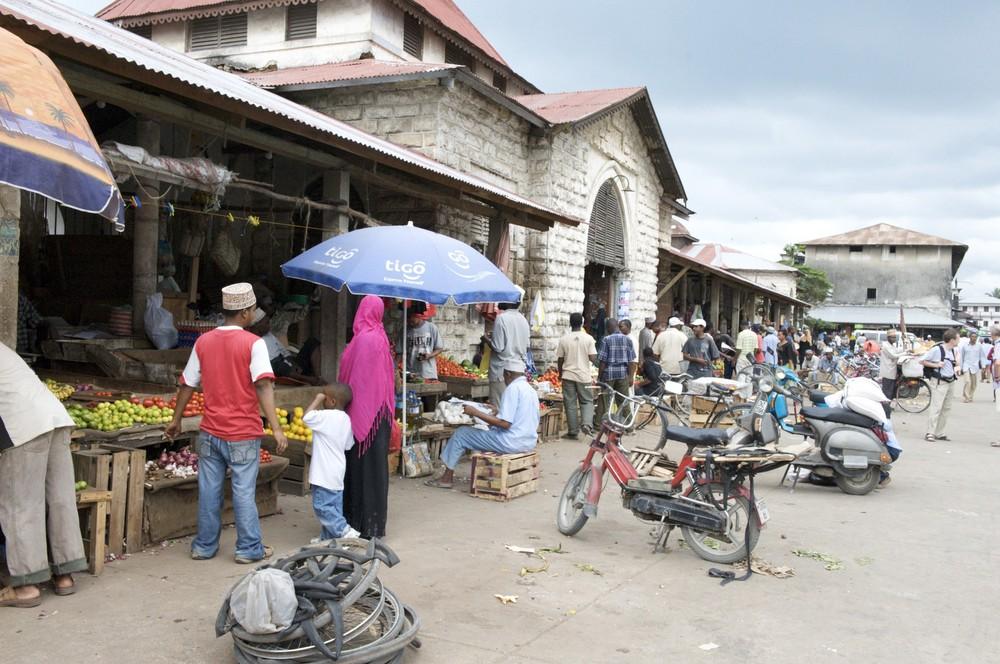 Market Stone Town 2