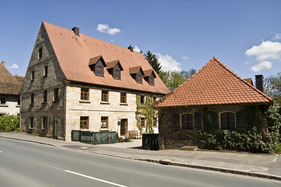 Markgräflicher Hof in Dormitz