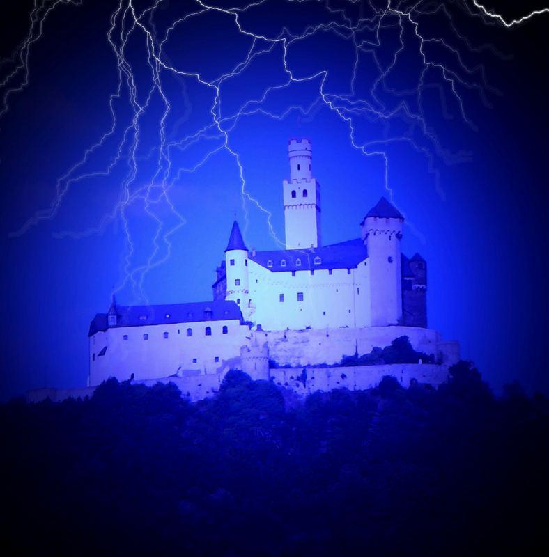 Marksburg in Braubach
