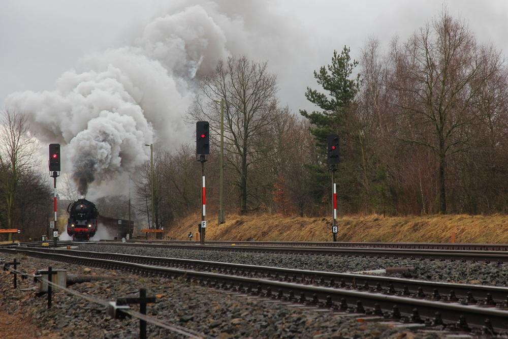 Marksuhl,mein Lieblingsbahnhof an der Strecke