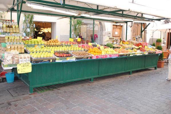 Markt bei Bolzano
