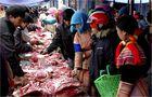 Markt in Bac Ha # 1