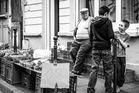 Markt in Boulogne
