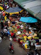 Markt in Dalat