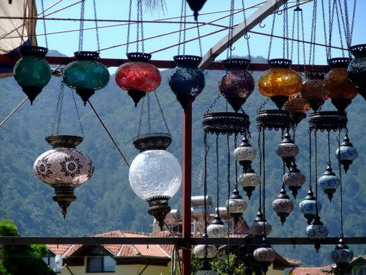 Markt in der Türkei