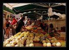 markt in divonne (F)