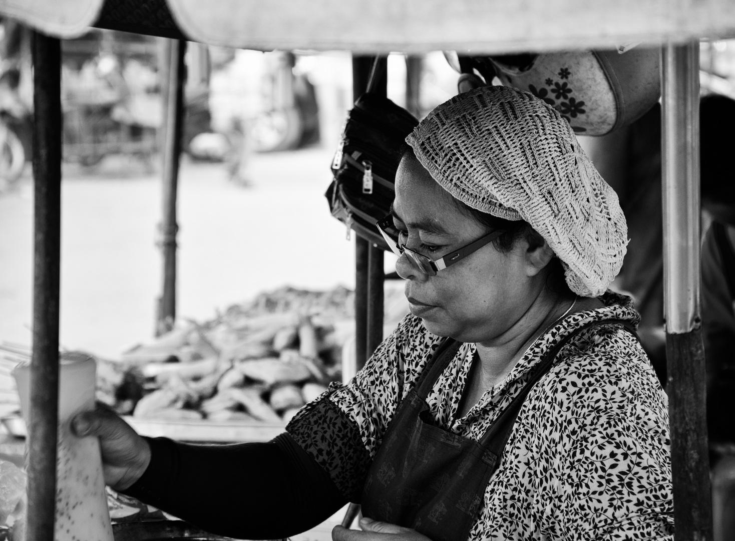 Markt in Khao Lak Village