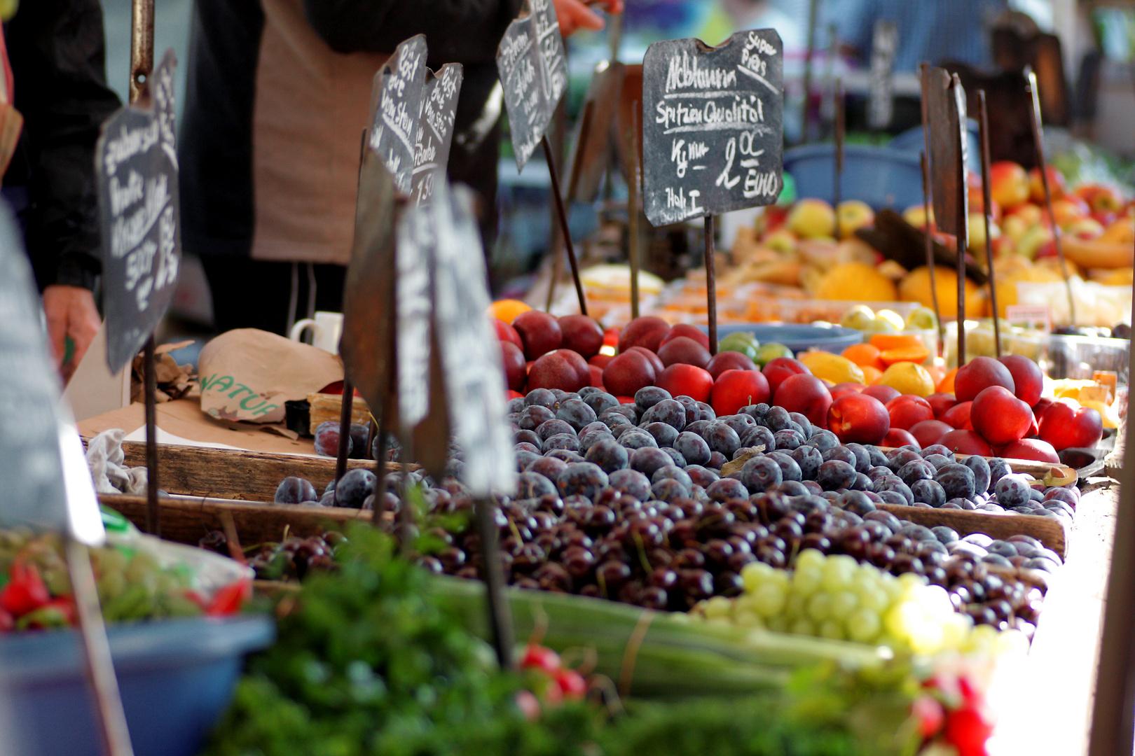 Markt in Lüdinghausen