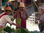 Markt in Nyaung Shwe