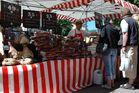 Markt in Saint Ambroix