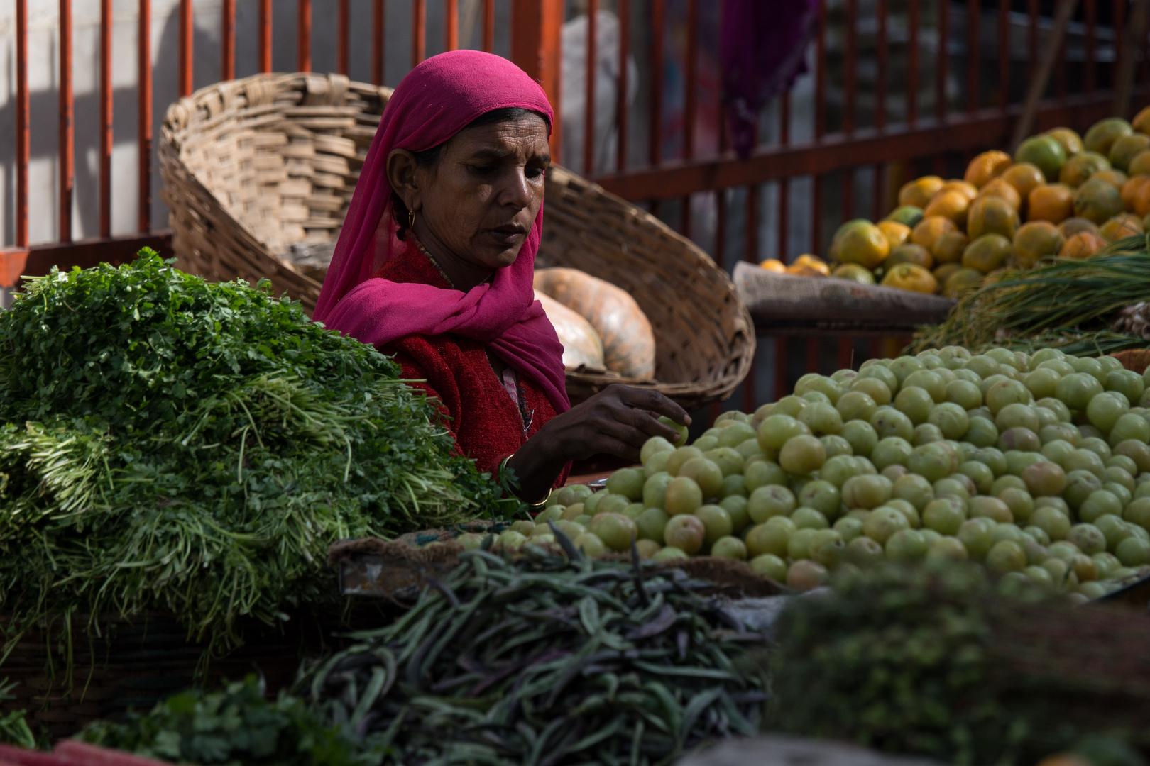 Markt in Udaipur - 2