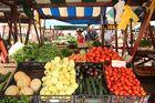 Markt in Zadar