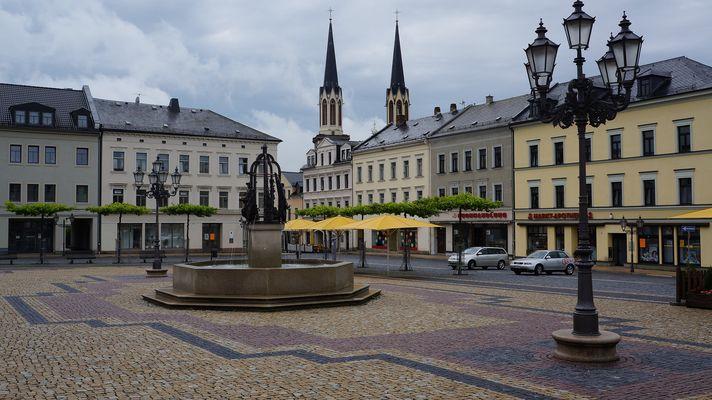 Markt Oelsnitz/Vogtland