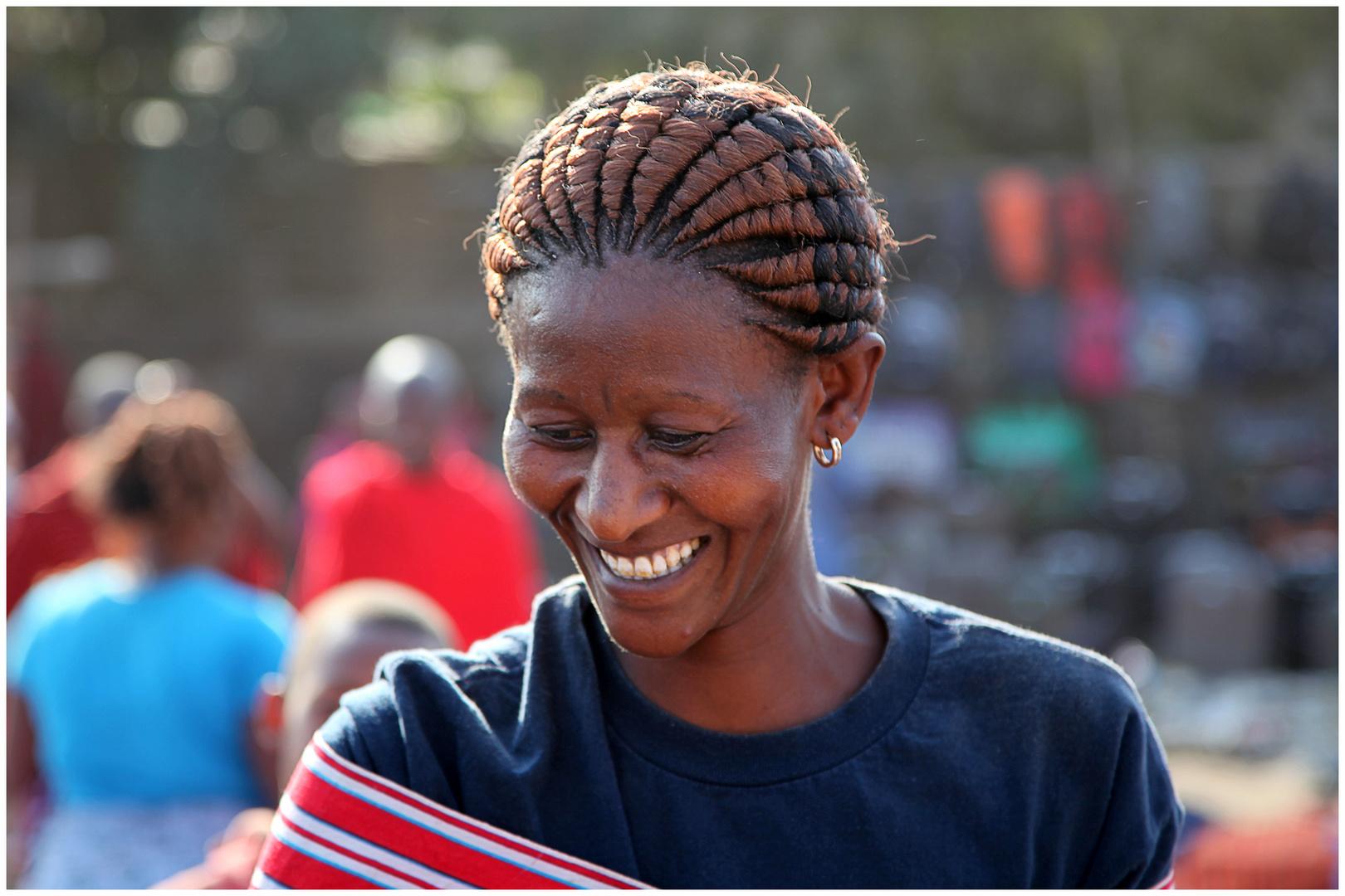 -Marktfrau- Tansania 2013