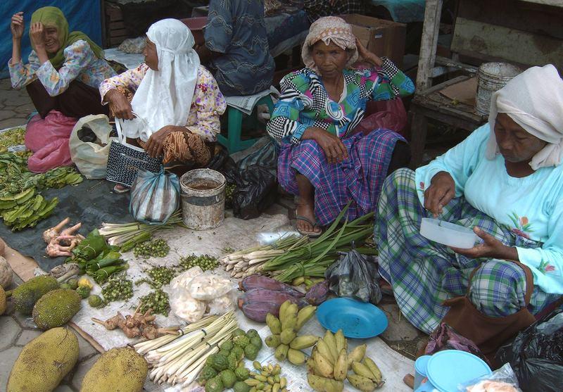 Marktfrauen..