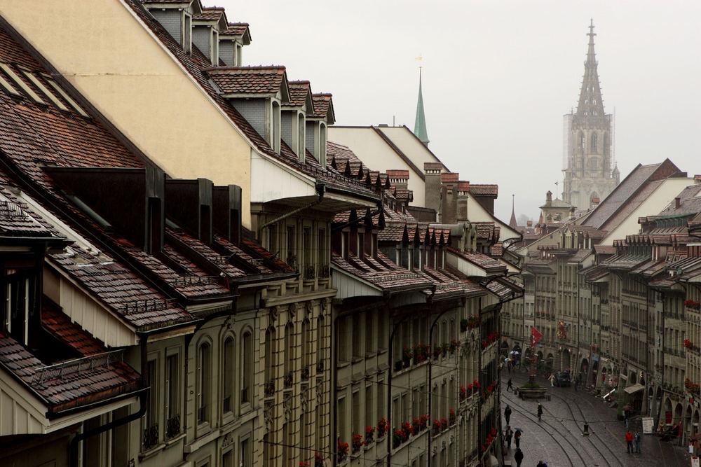 Marktgasse von Bern