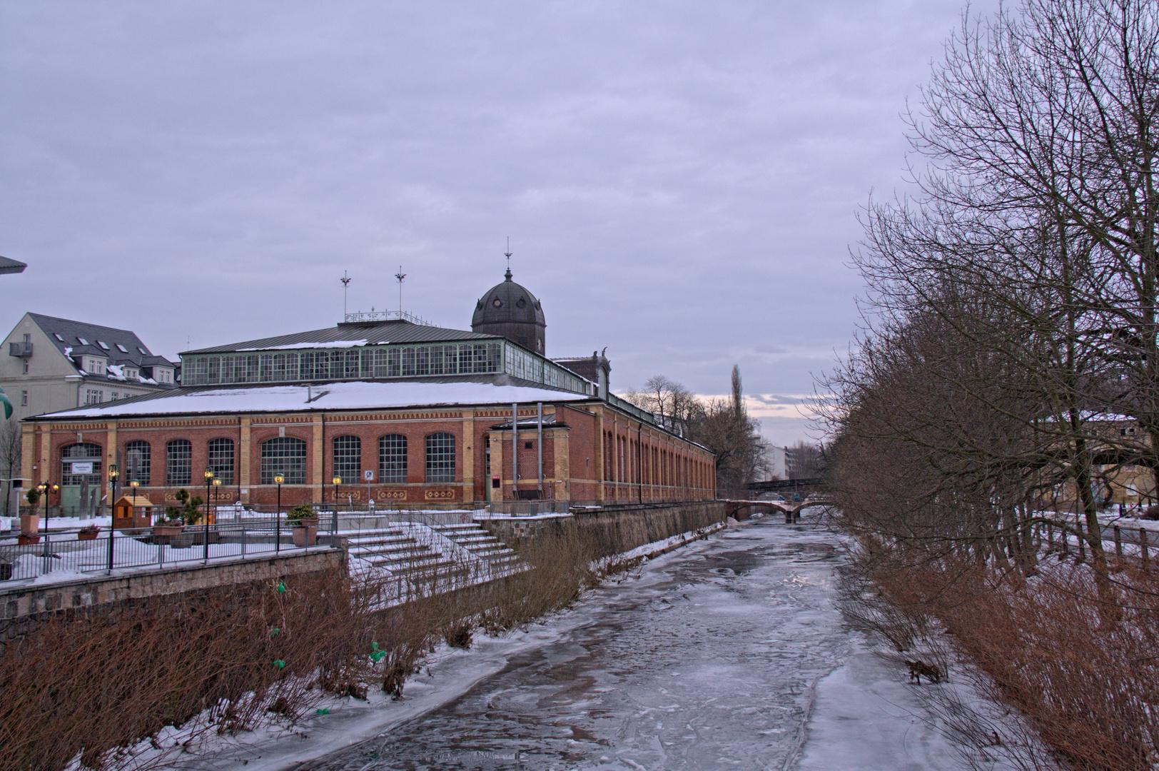 Markthalle Chemnitz