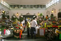Markthalle in Santa Cruz de la Palma