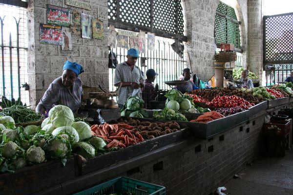 Markthalle Mombasa